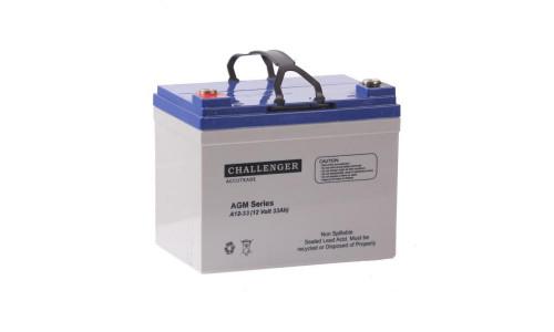 Аккумуляторная батарея Challenger А12-33