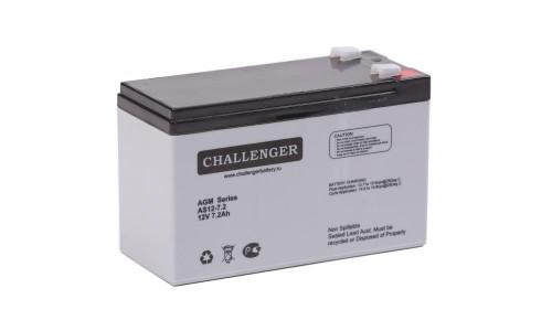 Аккумуляторная батарея Challenger AS12-8.0