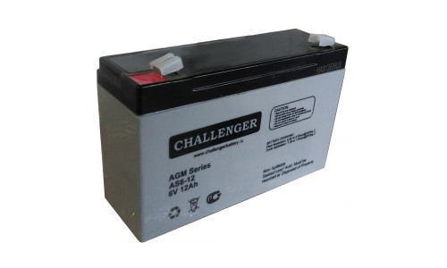 Аккумуляторная батарея Challenger AS6-12