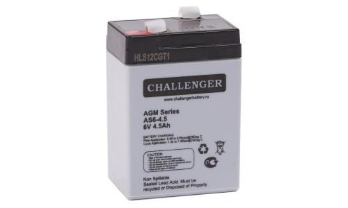 Аккумуляторная батарея Challenger AS6-4.5