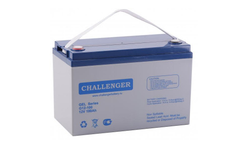Аккумуляторная батарея Challenger G12-100