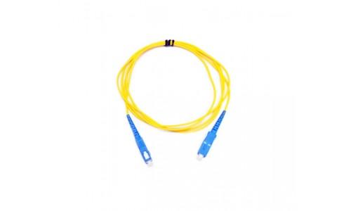 Внутренний оптический патч-корд 3м SC/UPC