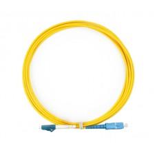 Внутренний оптический патч-корд 3м SC/UPC LC/UPC
