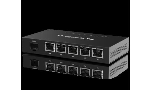 EdgeRouter X-SFP (ER-X-SFP) | Маршрутизатор