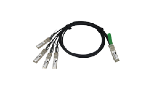 DAC-кабель A-GEAR QSFP Twinax (1х4) 40G 5M