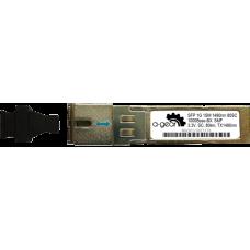 Модуль SFP A-GEAR WDM 1G 80km SC TX1490