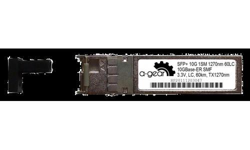 Модуль  SFP+ A-GEAR 10G WDM 60km LC TX1270nm