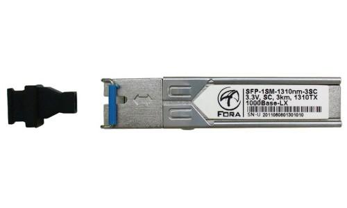 Модуль SFP FORA WDM 1G 3km SC TX1310