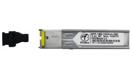 Модуль SFP FORA WDM 1G 3km SC TX1550