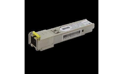 Модуль SFP MNB WDM 1G 20km SC TX1550