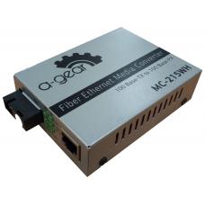 MC-215WH | A-GEAR | Медиаконвертер
