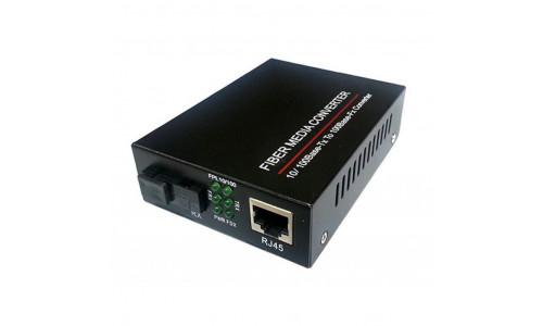 FoxGate EC-B-0,1-1SM-1310/1550nm-20 | Медиаконвертер