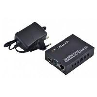 1000Base-TX SFP с внешним БП | FoxGate | Медиаконвертер