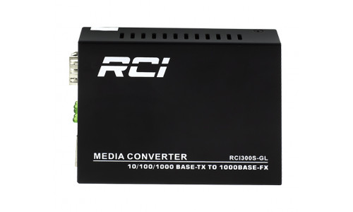 RCI300S-GL | RCI | Медиаконвертер